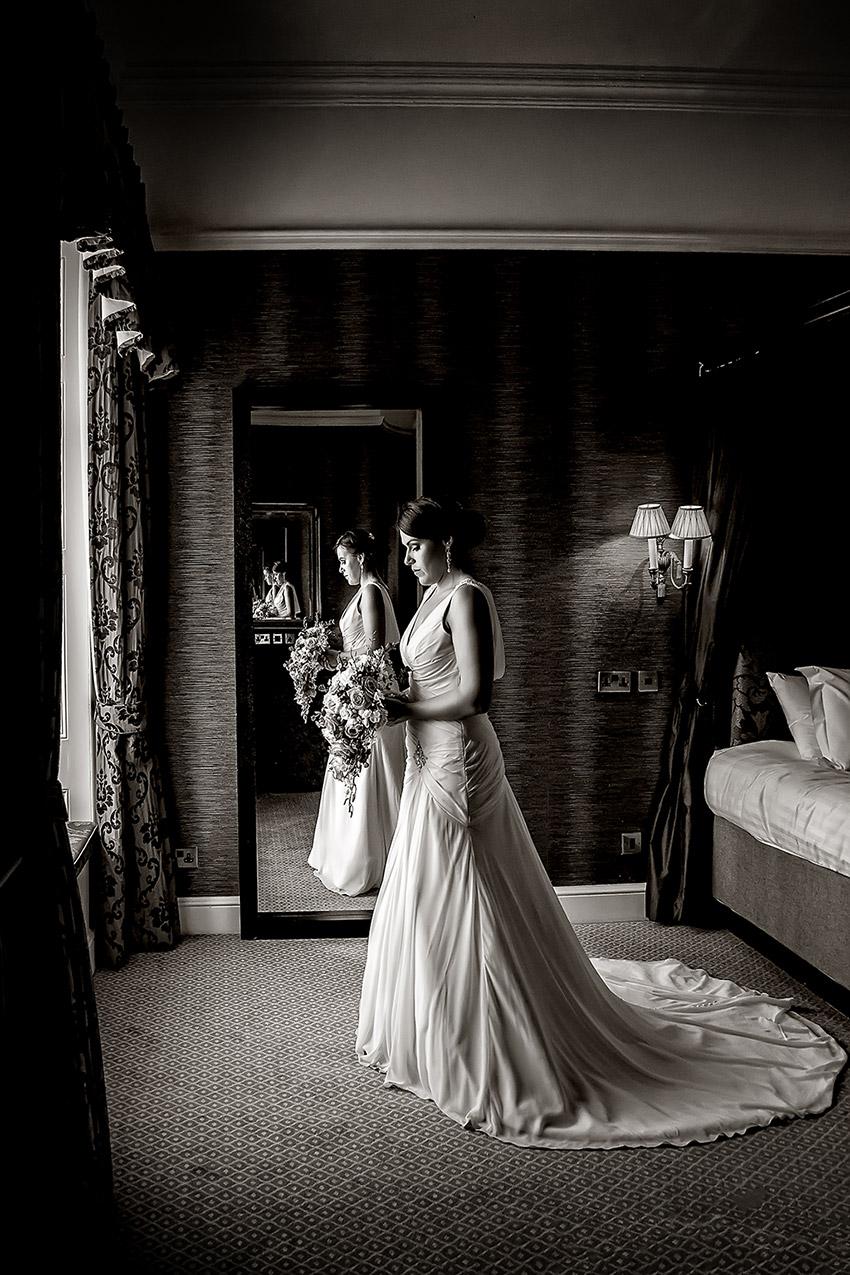 Hazlewood Castle Weddings - Wedding Photography - 0027
