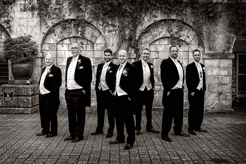Hazlewood Castle Weddings - Wedding Photography - 0030