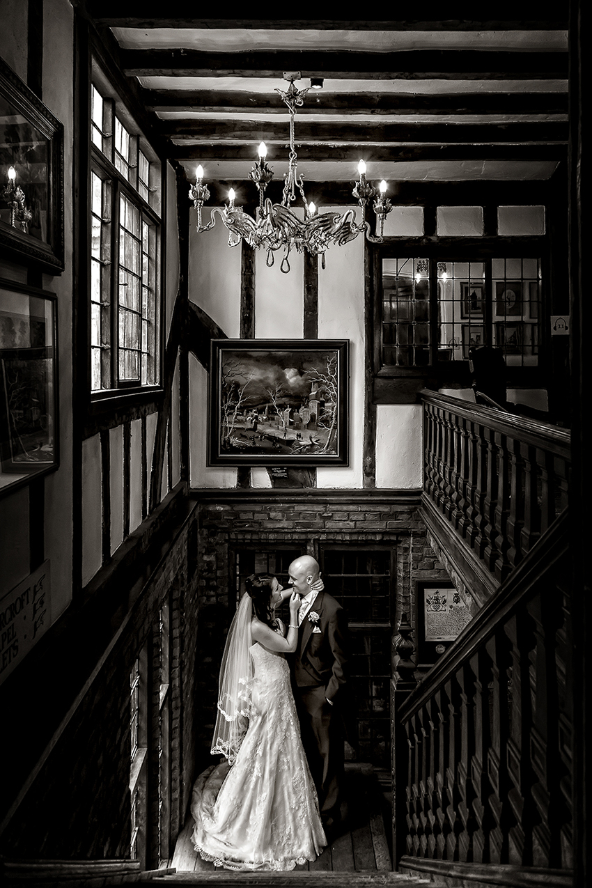 Merchant Adventurers' Hall Wedding Photography - 011