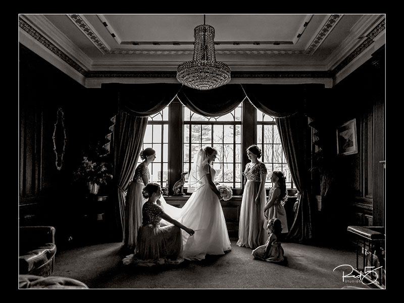 Beautiful Wedding Photography by Gary & Paula