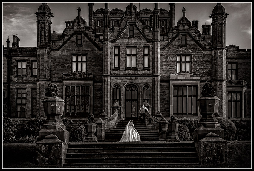 Allerton Castle Weddings - Allerton Castle Wedding Photography
